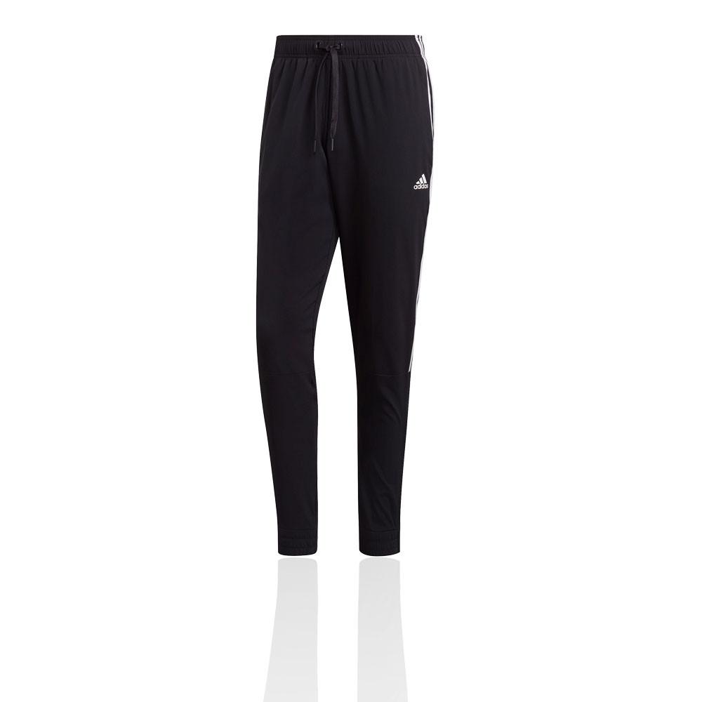 b78c17cf adidas Mens Sport ID Tiro Woven Pants Trousers Bottoms Black Sports  Football Gym