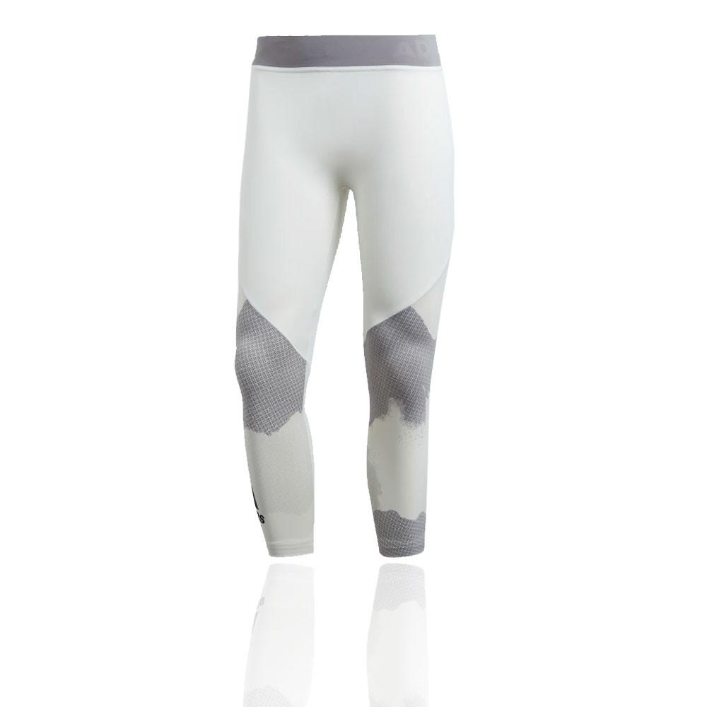 adidas 3 4 leggings uomo