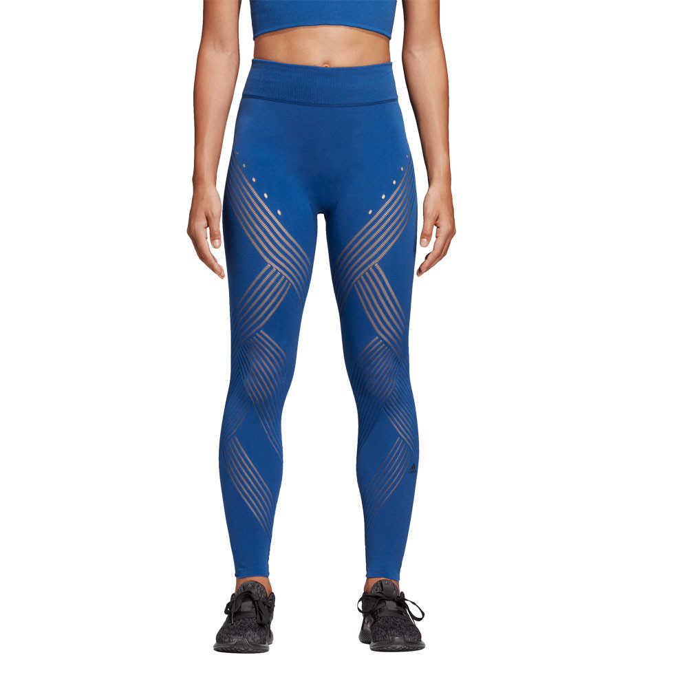 adidas Warp Knit High-Rise 7/8 Women's Tights - SS19