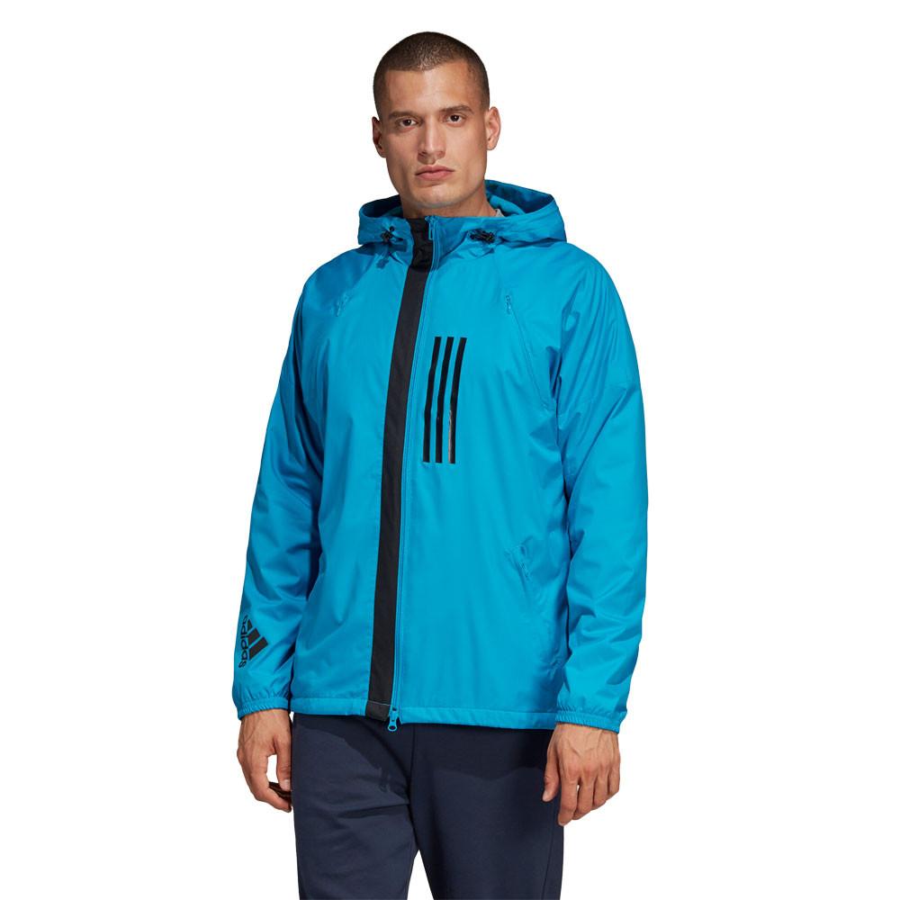 adidas ID WND Fleece Lined Jacket - SS19