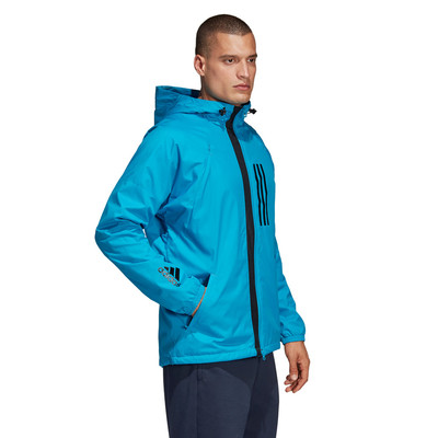 adidas ID WND Fleece Lined Jacket