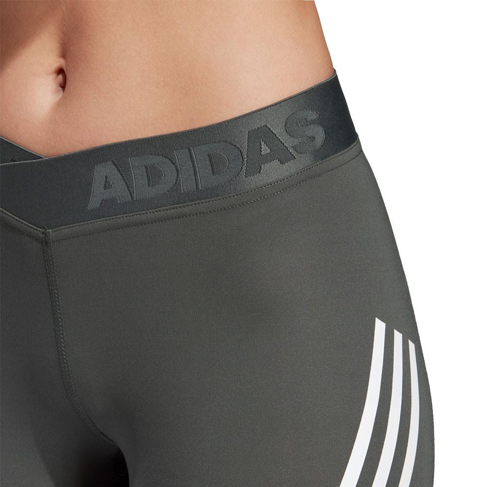 a1139e6ba5a03 ... adidas Alphaskin Sport 3-Stripes Long Women's Tights - SS19
