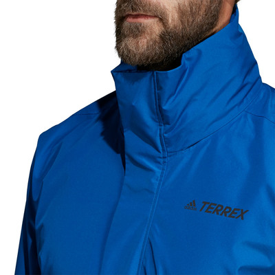 adidas Terrex Ax chaqueta impermeable