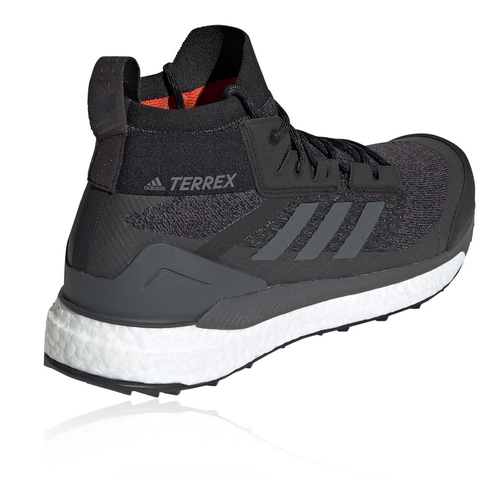 c8093c611c Details about adidas Mens Terrex Free Hiker Walking Shoes Black Sports  Outdoors