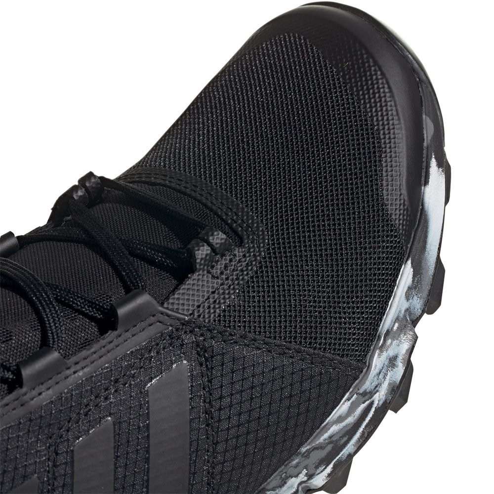 new product 233ae 9dfdd adidas Mens Terrex Agravic Speed Trail Running Shoes Trainers Sneakers Black