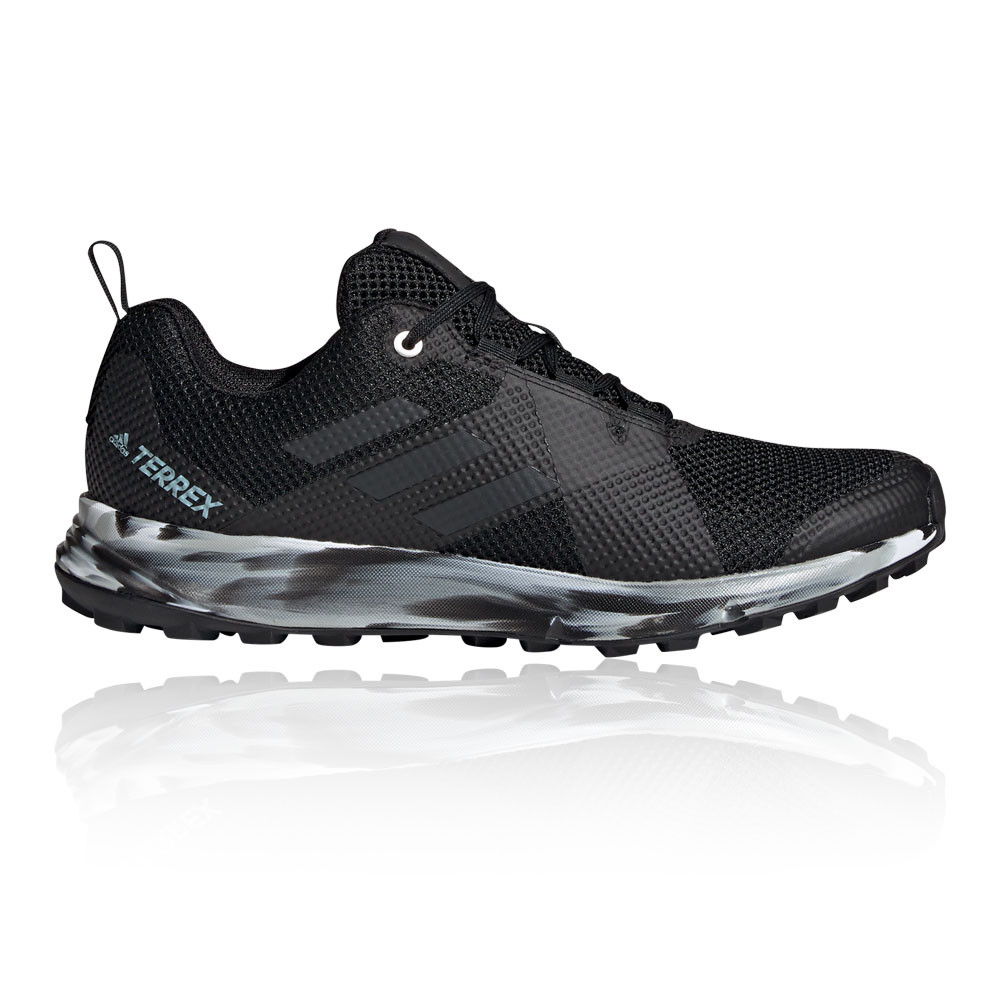 Details about Womens Adidas Terrex Agravic Flow Gtx Womens Trail Running Shoes Black