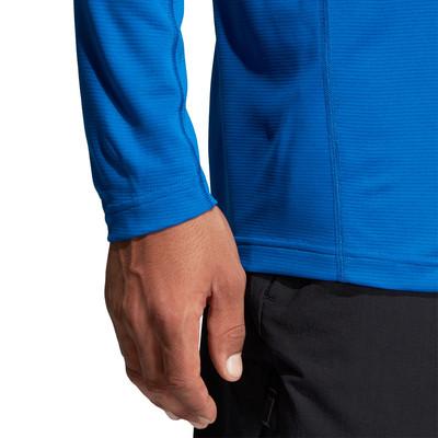 adidas Terrex TraceRocker Half Zip Long Sleeve Top - SS19