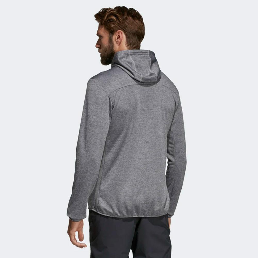 adidas Terrex Climb The City Hooded forra polar chaqueta SS19