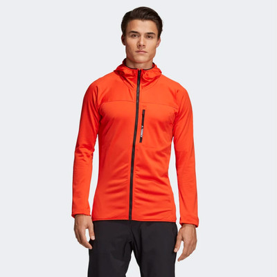 adidas Terrex TraceRocker  Hooded Fleece Jacket - AW19