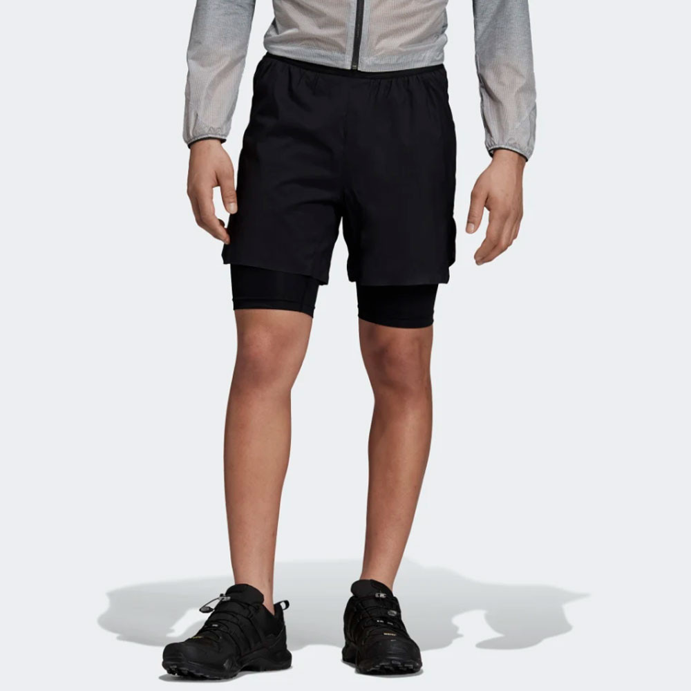 adidas Terrex Agravic 2in1 Shorts - SS19