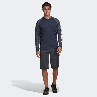 adidas Terrex Trail Cross Long Sleeve Top - SS19
