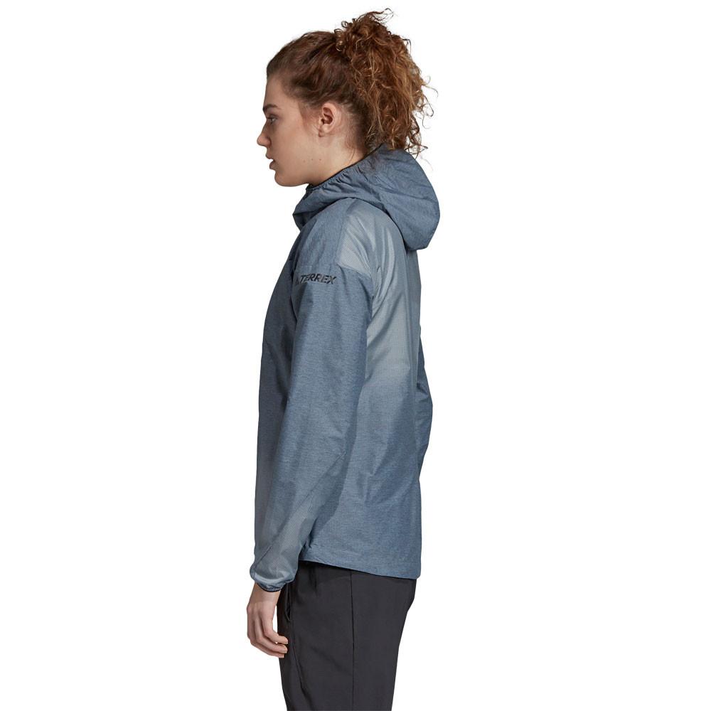 adidas Terrex Agravic Windweave Women's Jacket AW19