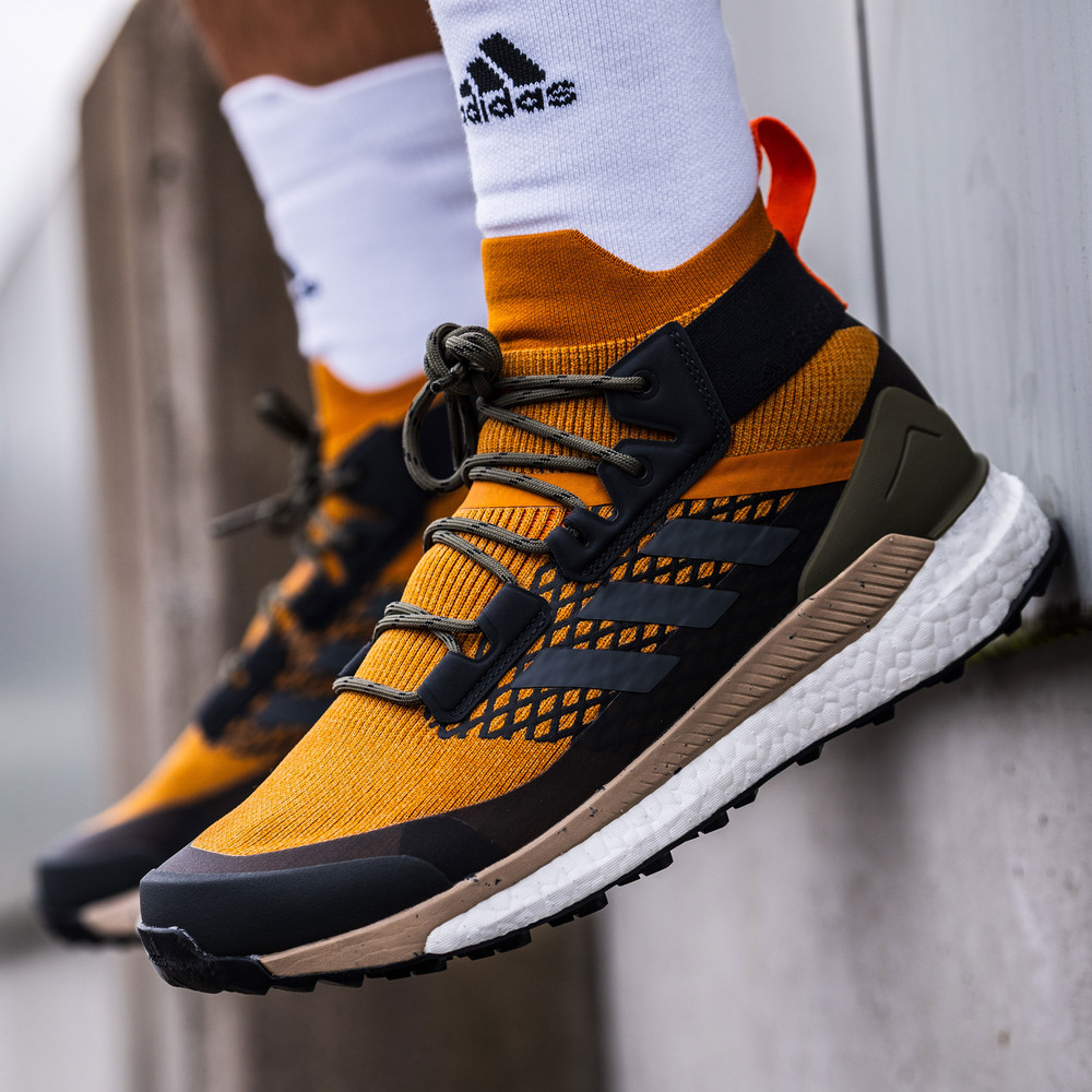 adidas Terrex Free Hiker Walking Shoes SS19
