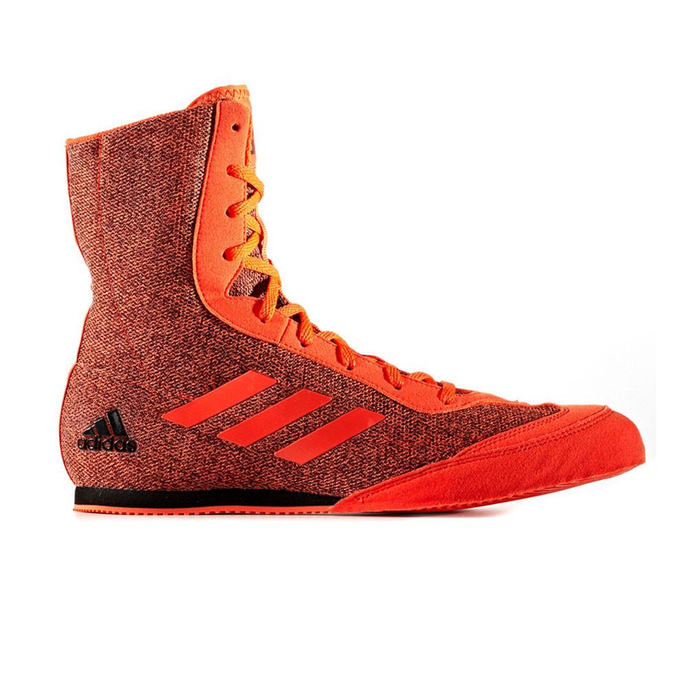adidas Box Hog Plus, Chaussures de Boxe Homme: