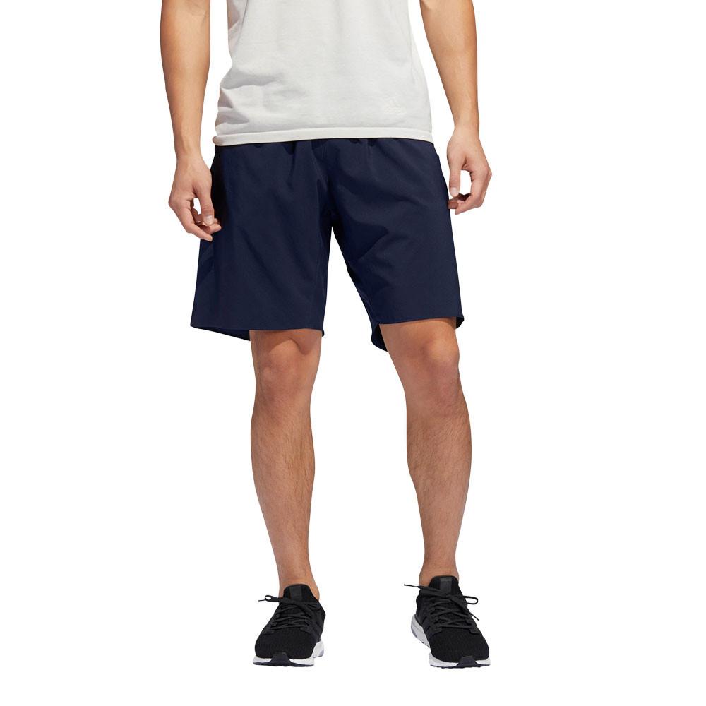 Pure Marino Parley Cortos de Pantalones adidas Deporte Supernova Hombre Azul Detalles IW2H9ED