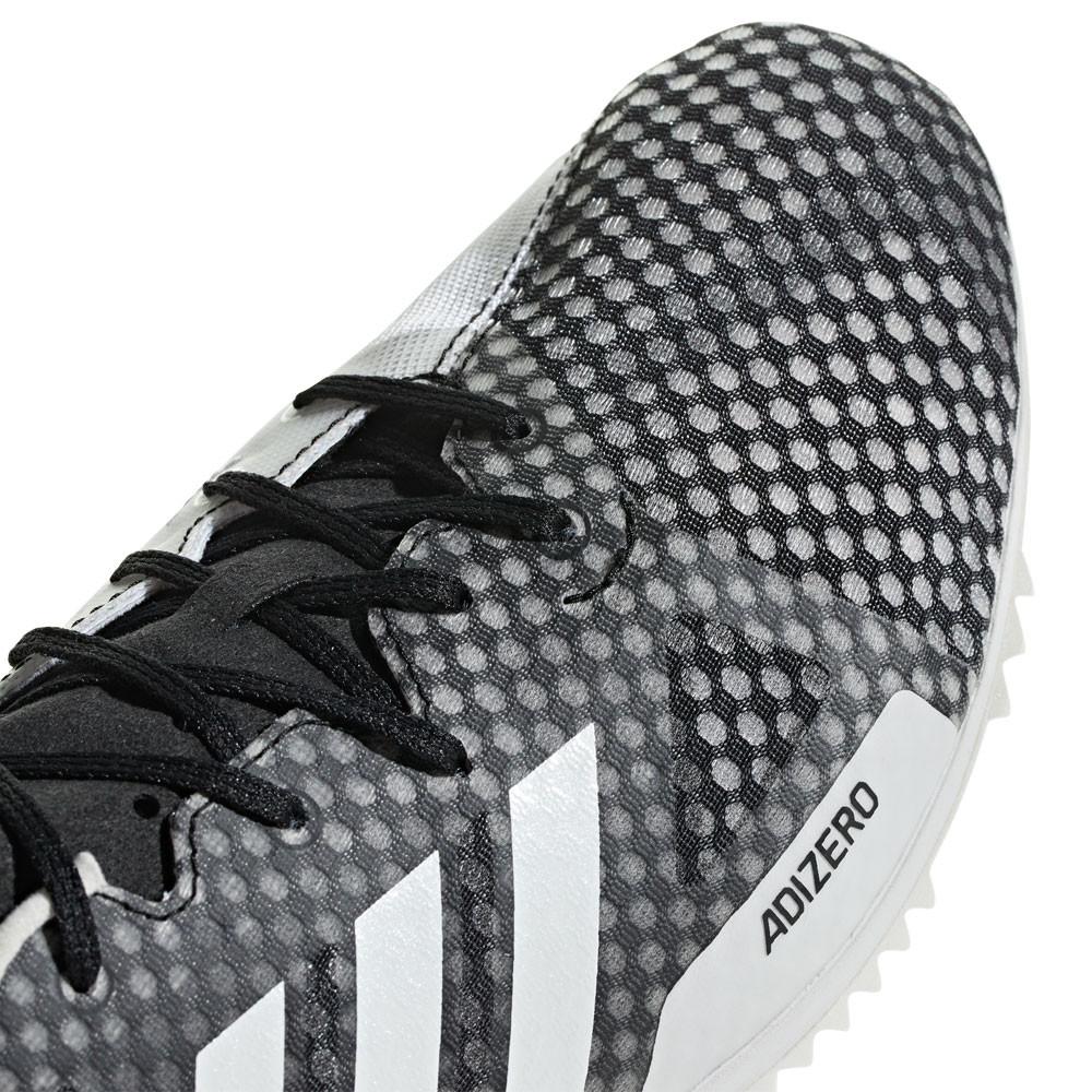 Détails sur adidas Hommes Adizero Ambition 4 Chaussures De Course À Pointes Athlétisme Noir