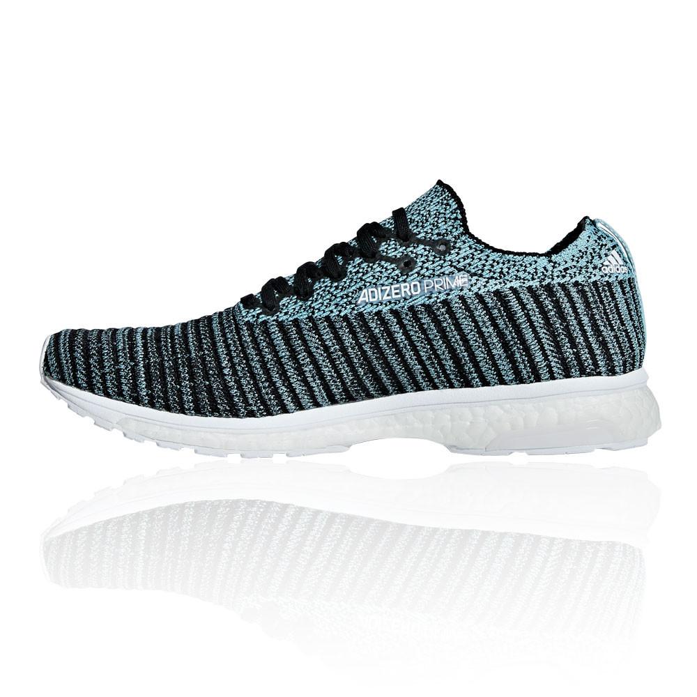 best service 9c8a6 2efb6 adidas Hommes Adizero Prime Ltd Chaussures De Course À Pied Baskets Noir  Bleu
