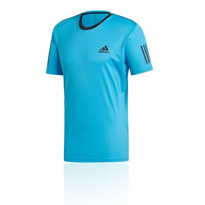 adidas Club 3 Stripes T-Shirt - SS19