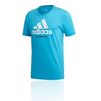 adidas Tennis Badge of Sport T-Shirt - SS19
