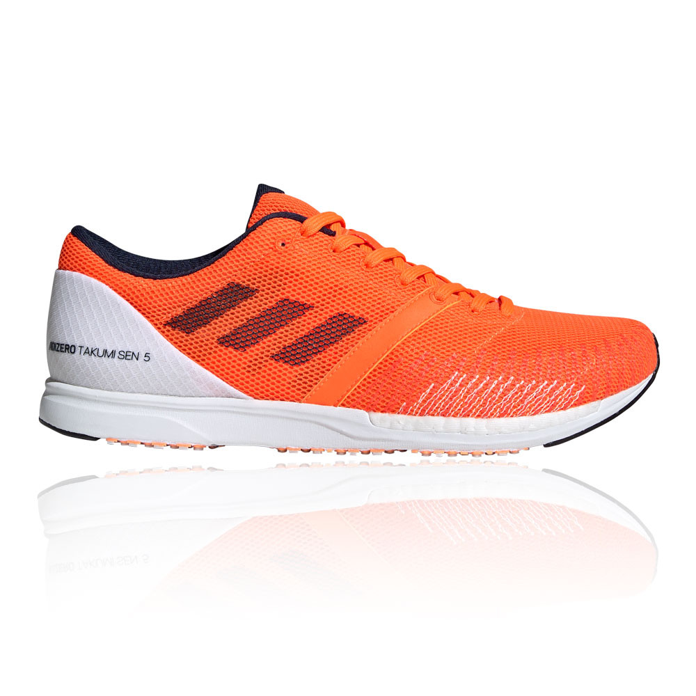 the sale of shoes discount low cost Details about adidas Mens Adizero Takumi Sen 5 Running Shoes Trainers  Sneakers - Orange Sports