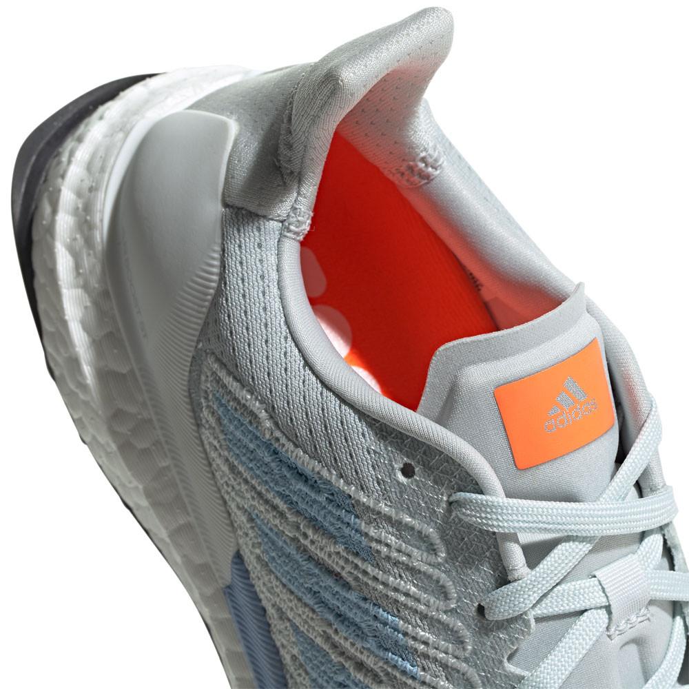 Dettagli su adidas Donna Solar Boost ST 19 Scarpe Da Corsa Ginnastica Sport Sneakers Blu