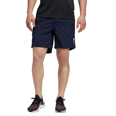 adidas Saturday HD 7 Inch Running Shorts - AW19