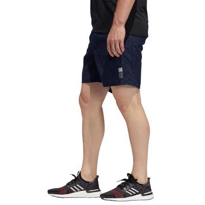 adidas Saturday HD 7 Inch Running Shorts - AW19