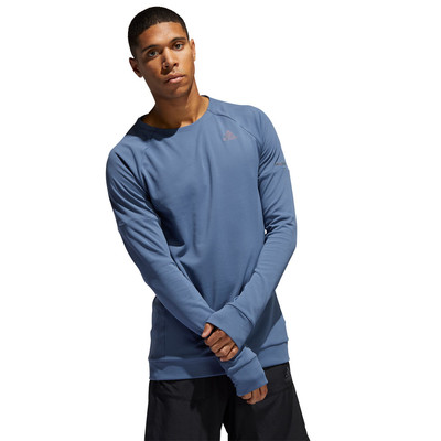 adidas Supernova Run Crew Neck Top - AW19