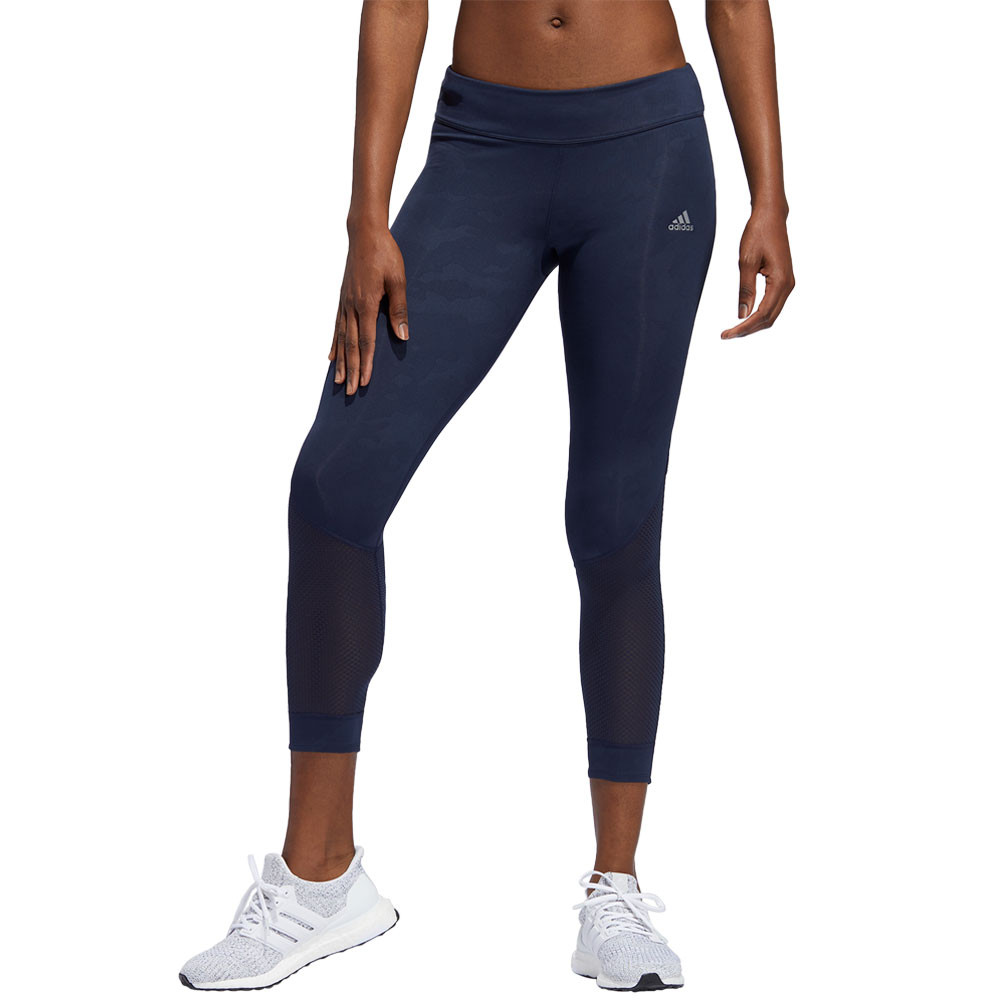 Détails sur adidas Femmes Own The Run 78 Leggings Pantalon Fitness Running Jogging Gym