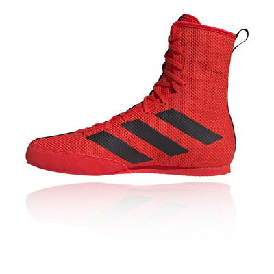 adidas Box Hog 3 Plus Boxing Shoes - AW19