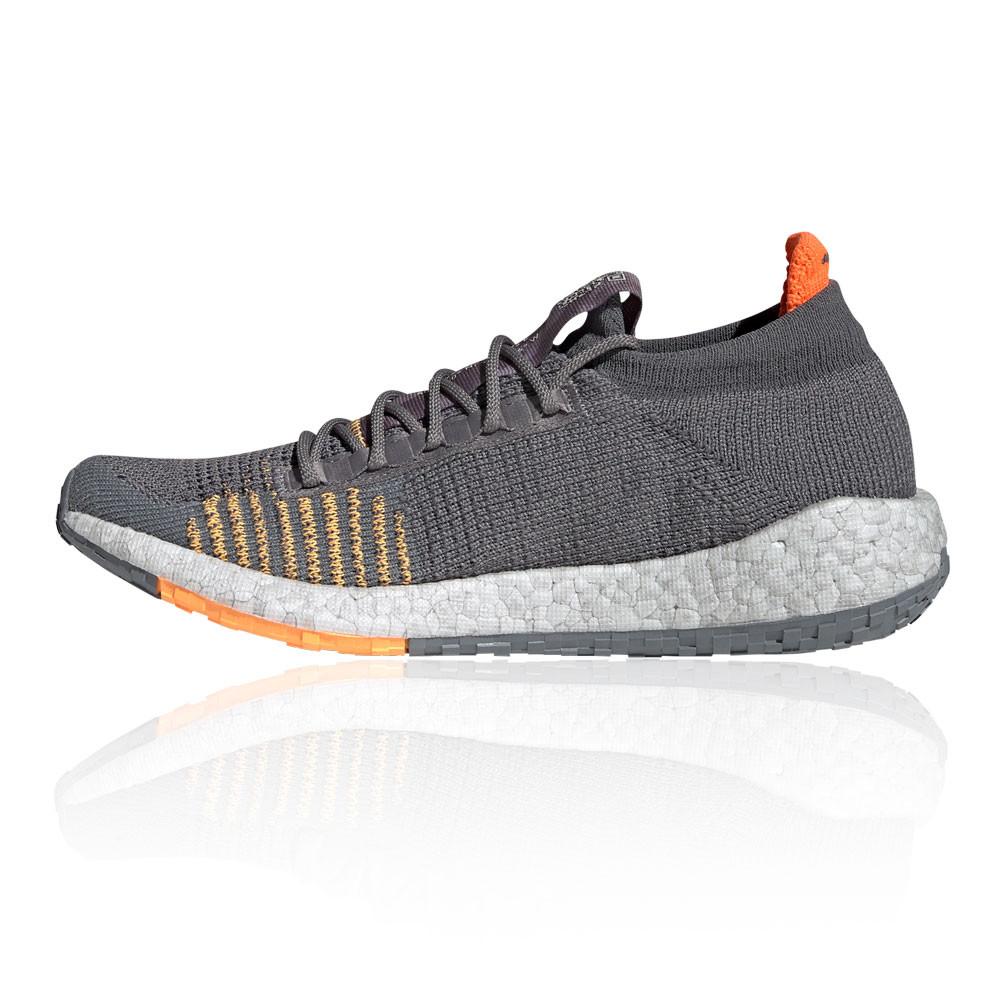 Dettagli su adidas Uomo PulseBOOST HD LTD Scarpe Da Corsa Ginnastica Sport Sneakers Grigio