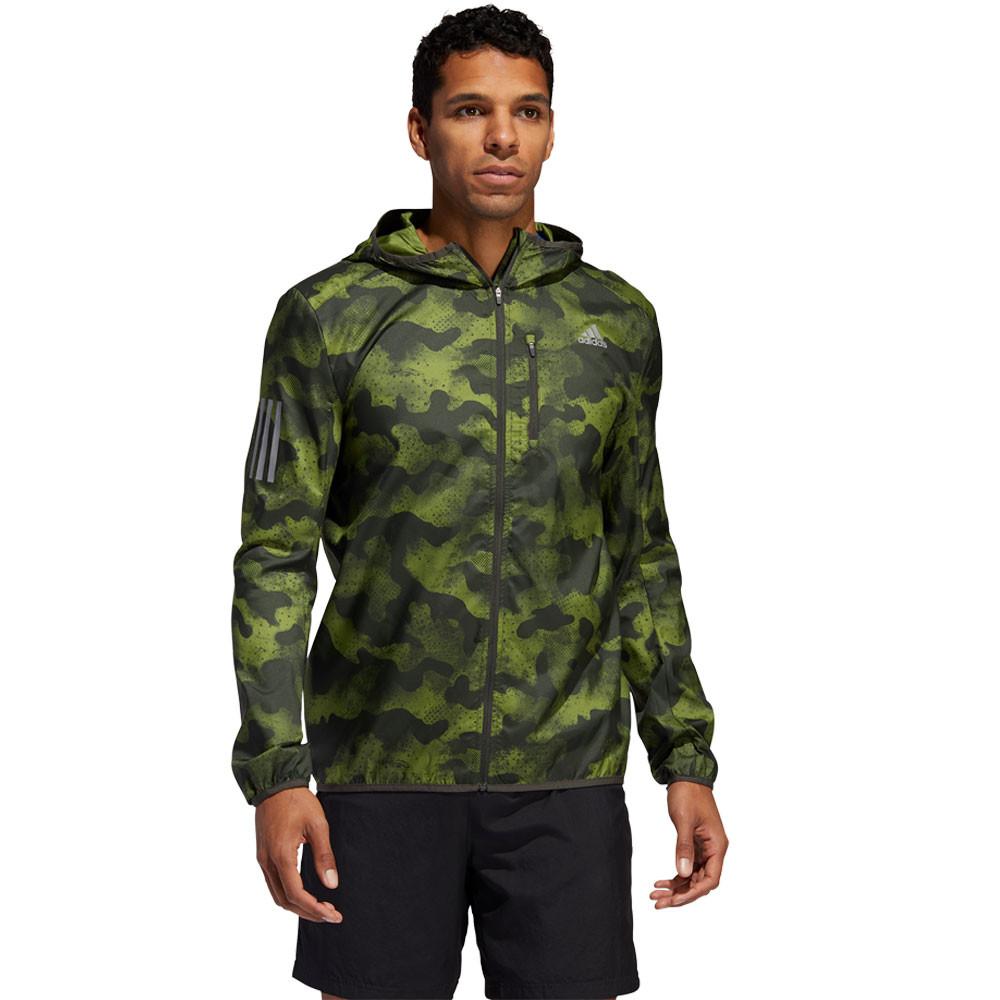 adidas Own The Run Jacket - AW19