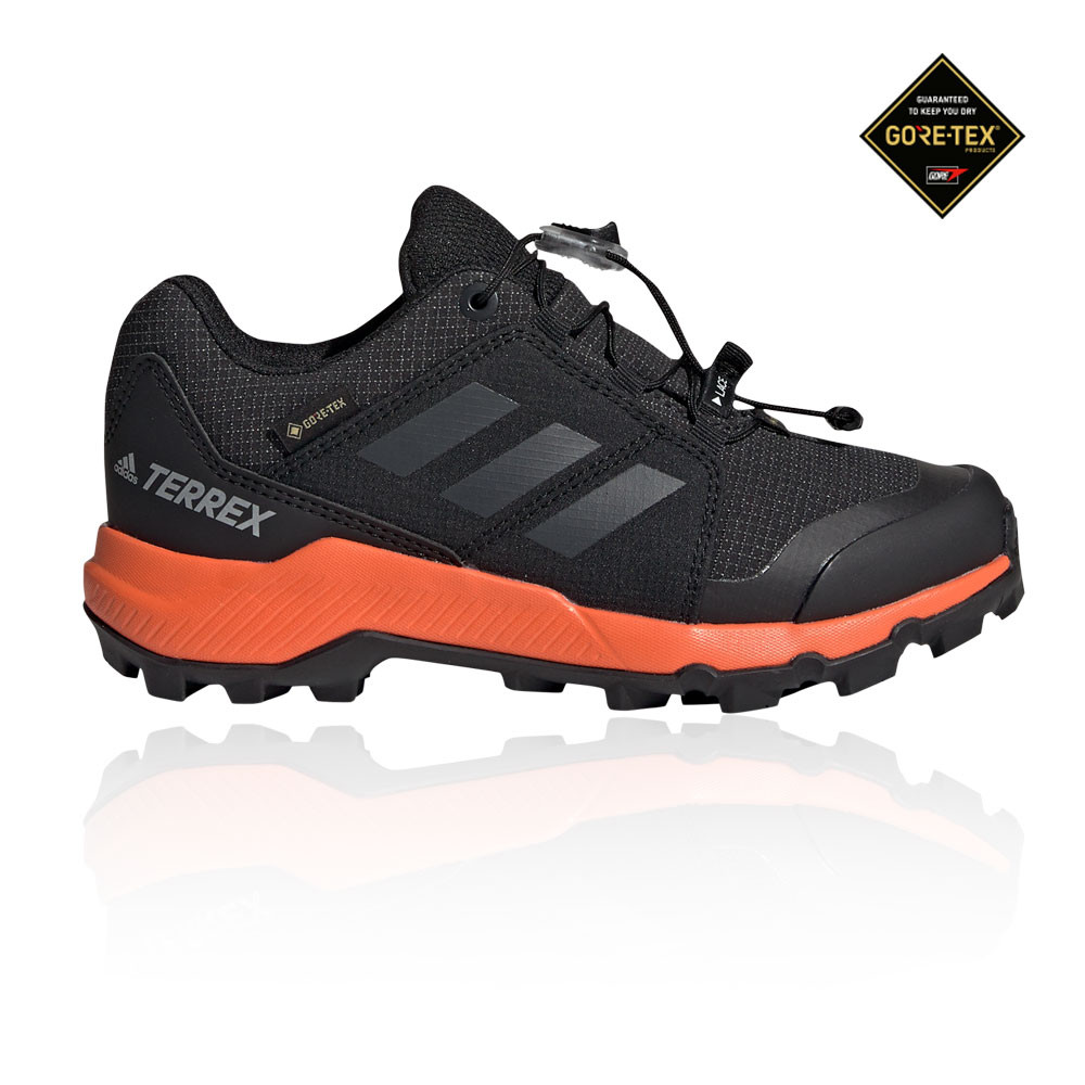 new styles 2018 shoes wholesale Details about adidas Boys Terrex GORE-TEX Walking Shoes - Black Sports  Outdoors Waterproof