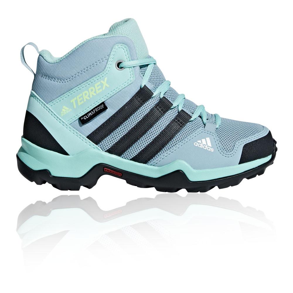 adidas Terrex AX2R Mid CP Junior Walking Boots AW19