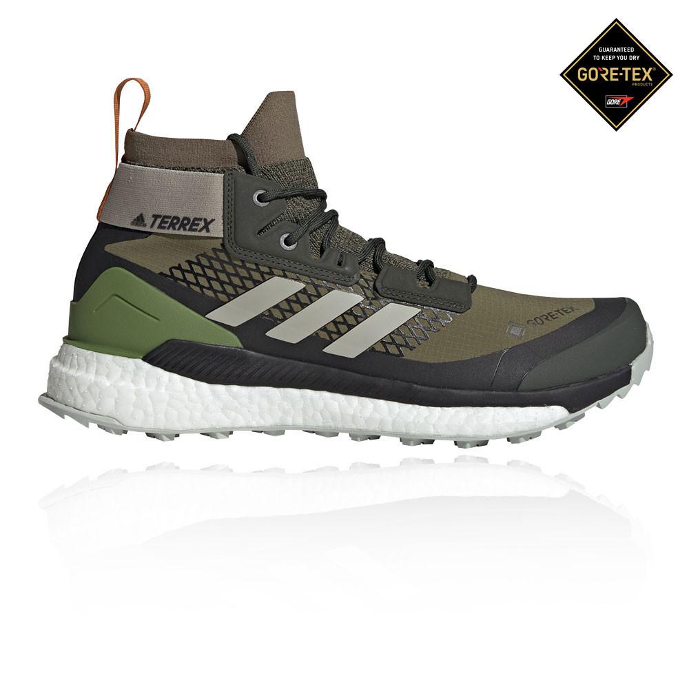 adidas TERREX Free Hiker GORE TEX Walkingschuhe AW19