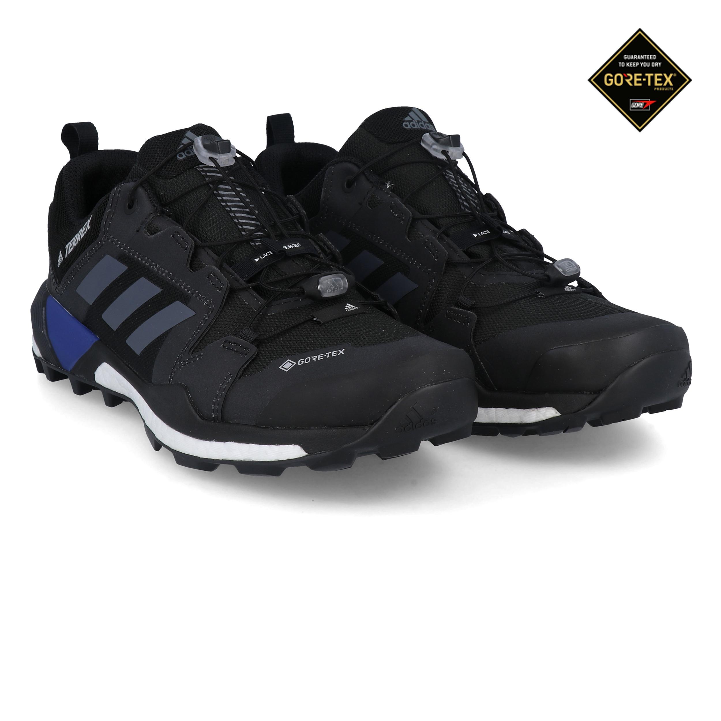 Detalles de adidas Hombre Terrex Skychaser XT GORE TEX Sendero Correr Zapatos Zapatillas