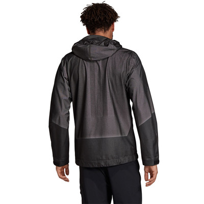 adidas Terrex Primeknit Rain Jacket - AW19