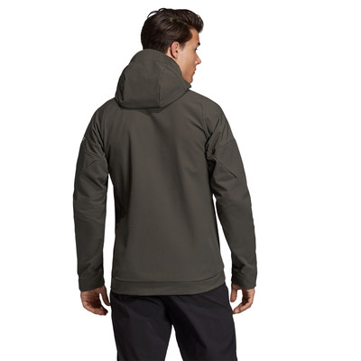 adidas Terrex Climaheat Ultimate Fleece Jacket - AW19
