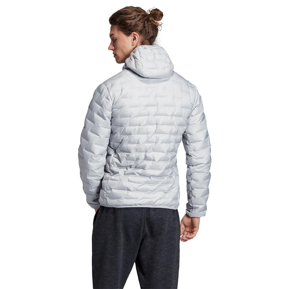 adidas Terrex Light Down Hooded Jacket SS20