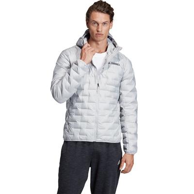 adidas Terrex Light Down Hooded chaqueta - SS20