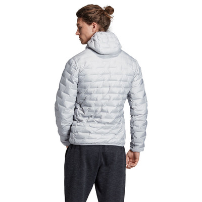 adidas Terrex Light Down Hooded Jacket - AW19