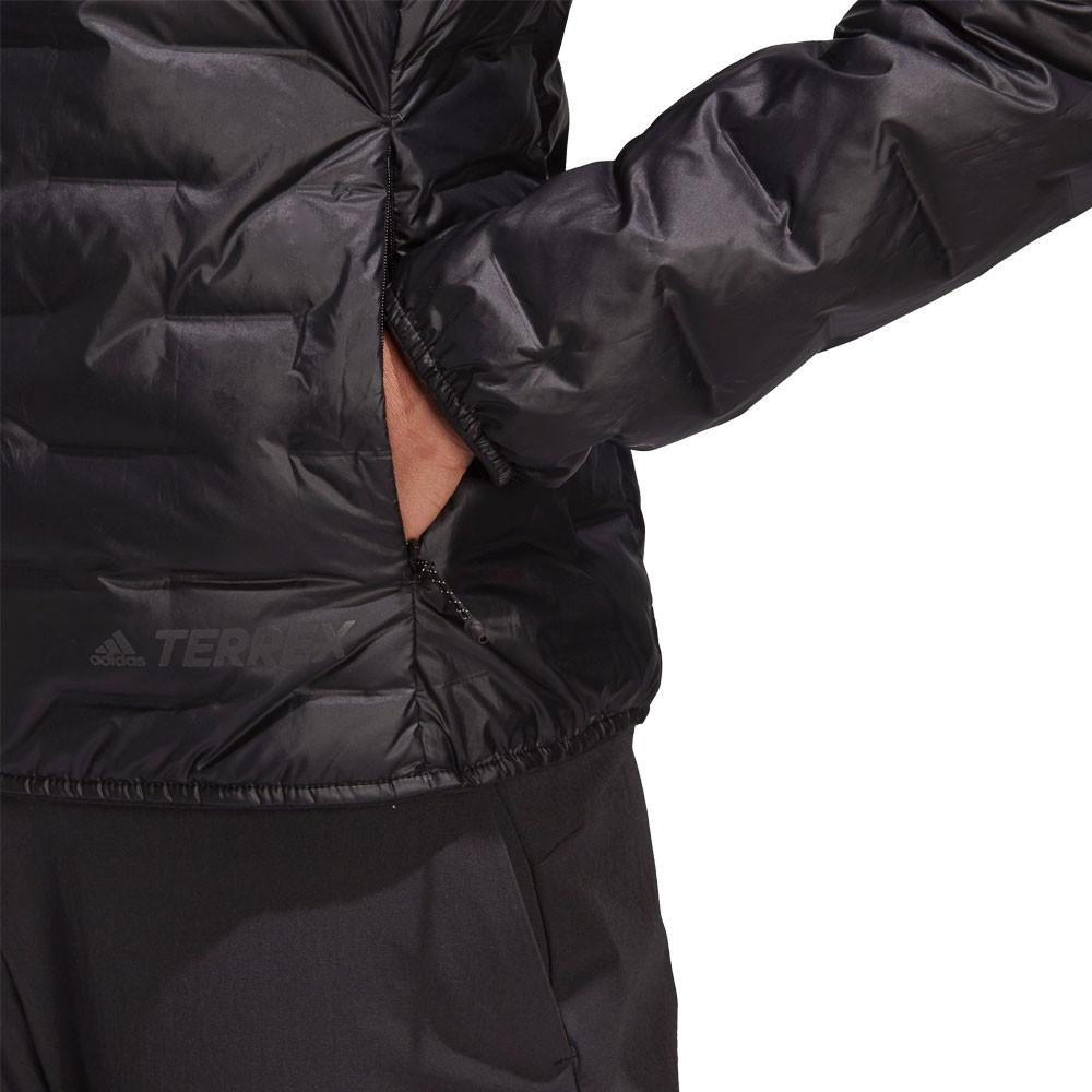 adidas Terrex Light Down Women's Hooded Jacket SS20