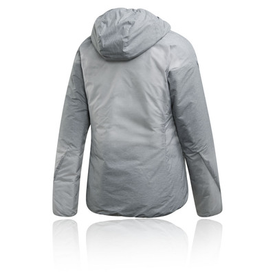 adidas Terrex Windweave Insulated para mujer Hooded chaqueta - SS20