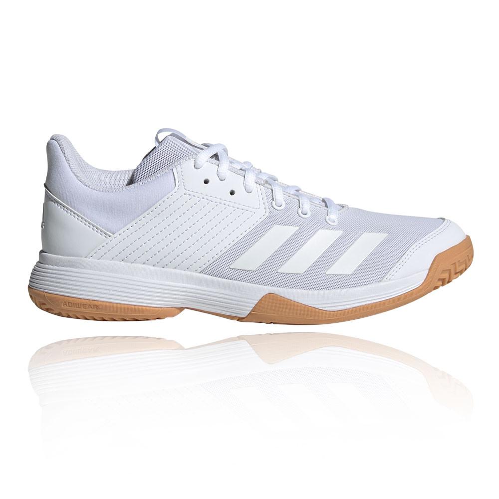 chaussure adidas badminton cuir homme