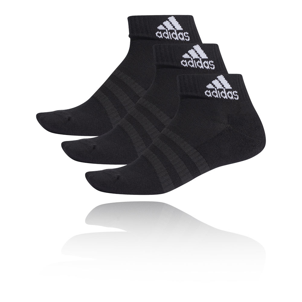 adidas Cushioned Ankle Socks (3-Pack) - SS20