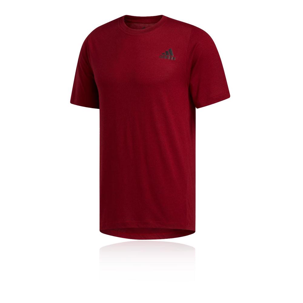 adidas FreeLift Sport Prime Heather T-Shirt - AW19