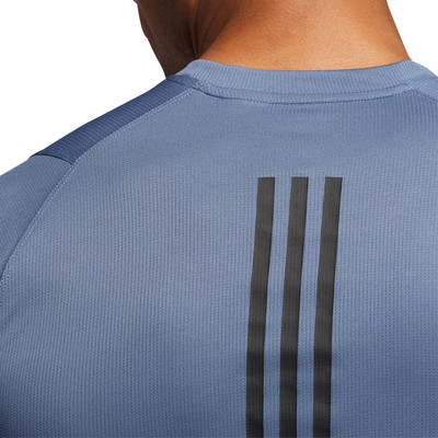 adidas FreeLift Sport Fitted Three Stripes T-Shirt - AW19