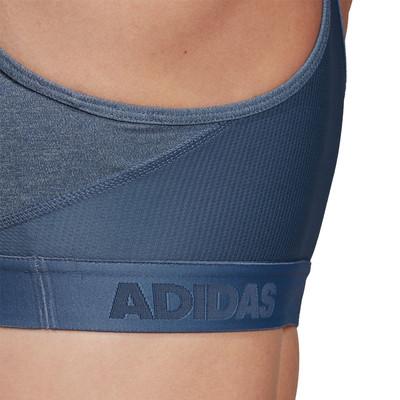 adidas Don't Rest Alphaskin Bos Sports Bra - AW19