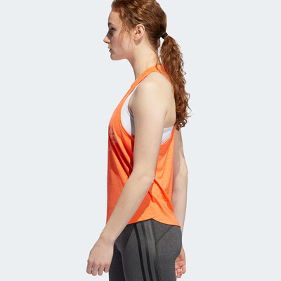 adidas Badge of Sport Logo Women's Vest - AW19