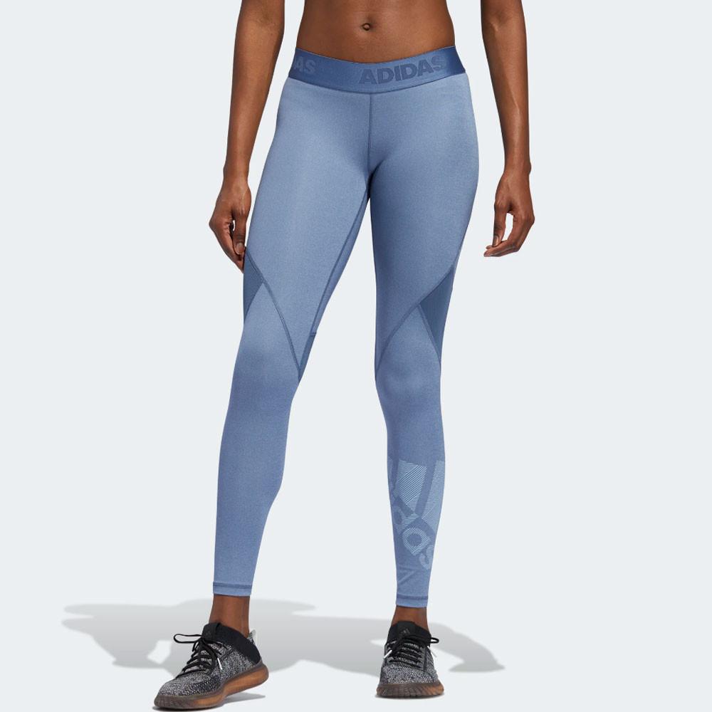 pantaloni blu adidas donna